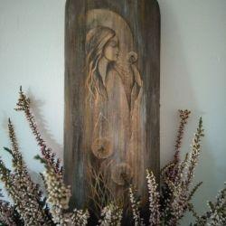 Anioł stróż leśnego runa