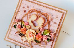Kartka ślubna w pudełku nr 11