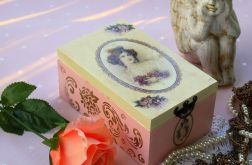 Romantyczna szkatułka, prezent