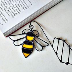Zakładka do książki Pszczółka Tiffany