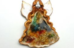 Anioł ceramiczny Mariolka 01