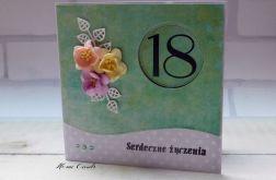 Kartka na 18 #4#