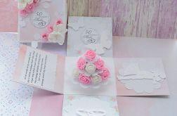Exploding box 50 rocznica ślubu