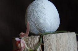 Koronkowa patchworkowa pisanka