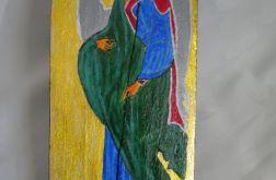 Ikona - Archanioł Gabriel