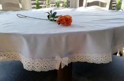Okrągły obrus na stół 1,6 cm