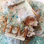 "dekoracja do domu ""Home"" (3) - null"