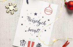 Kartka świąteczna oryginalna