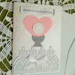 Kartka na pamiątkę I Komunii świętej