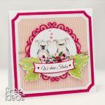 Egzotyczna kartka ślubna koala KS1931 - egzotyczna