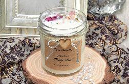 """Zapachowa świec sojowa """"Zmysłowa magnolia"""" L"""