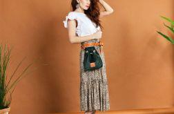 Mały worek Mili Glam Bag 2 - zielony