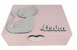 Pudełko na skarby dla dziewczynki-RPB16