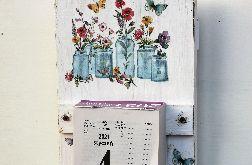 Zawieszka na kalendarz zdzierak z wieszakami #3
