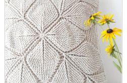 Liściasta poduszka 3D