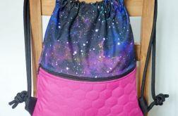 Worek /plecak Workoplecak Galaktyka