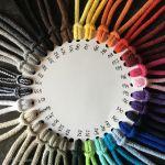 "Dywan ""3 kolory"" 110 cm"