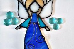 Zawieszka Anioł Serafin Tiffany