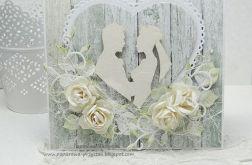 Wiejski ślub - komplet z pudełkiem 6