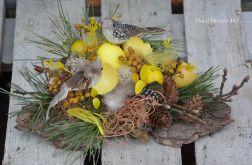 Stroik Wielkanocny żółty