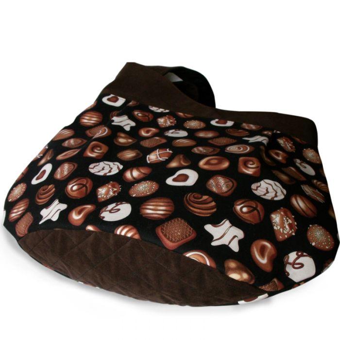 Fabryka czekoladek - torba XXL
