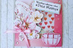 Kartka na dzień matki- shacer card