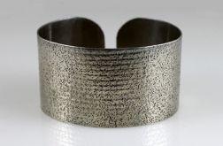 Metalowa - prążki