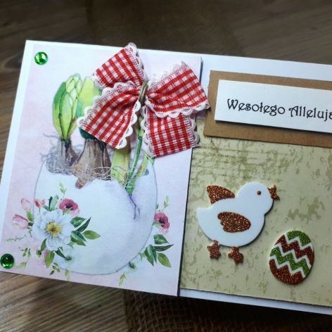 Kartka Wielkanocna #12