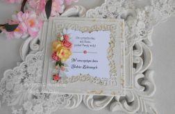 Kartka w pudełku z okazji Ślubów Zakonnych 04