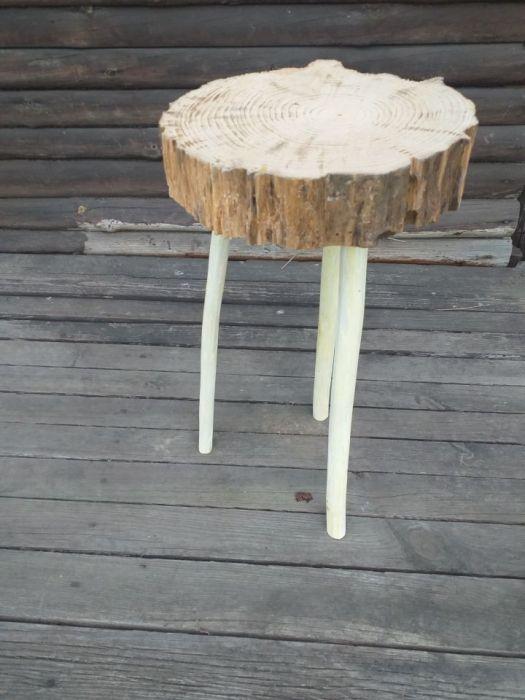 Oryginalny stolik handmade