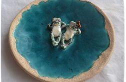 Patera żabiusze na plaży