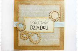 Wyjątkowa KARTKA dla DZIADKA - 2