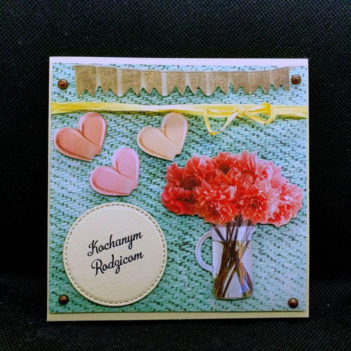 Kartka dla rodziców #1