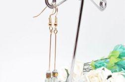 Kolczyki Simple z serii Turquoise opaque