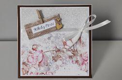 Kartka na ślub Młodej Parze