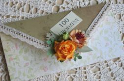 Kartka na 100 urodziny