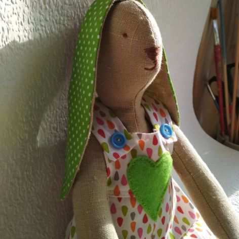 Zajączek, królik Tilda