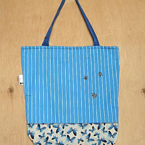 Madame butterfly - torba na zakupy