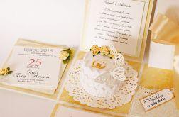 Tort dla nowożeńców!
