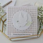 Zaproszenia dla Rodziców Chrzestnych - Zaproszenie