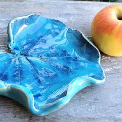 Ceramiczna pater malwa (c1)