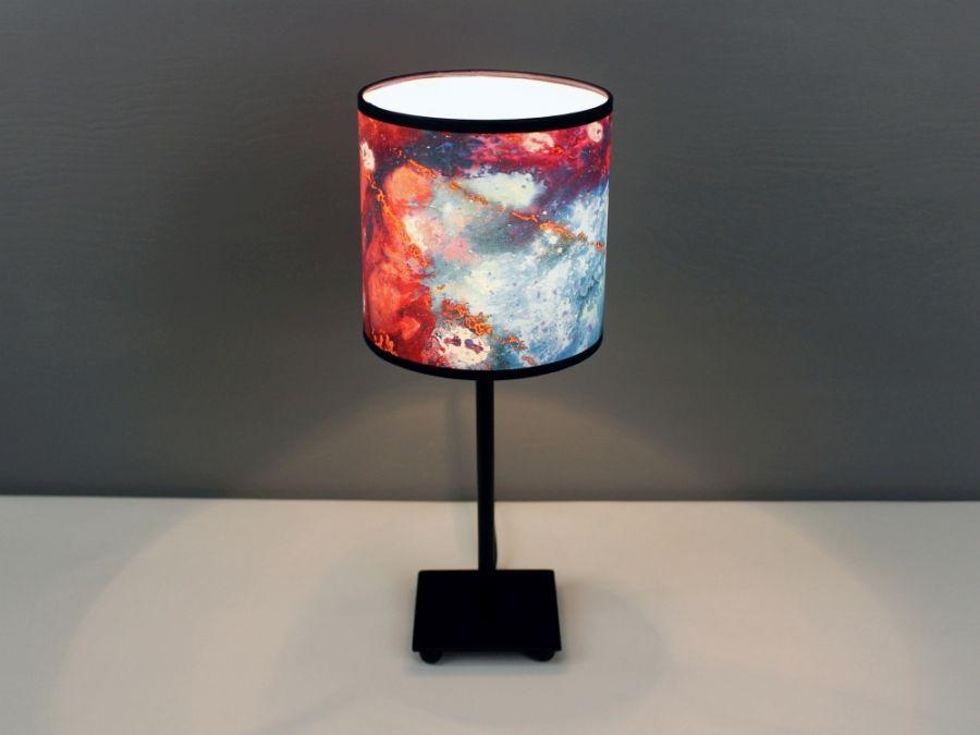 Inspirująca lampa nocna stojąca kOSMOTANY S - null