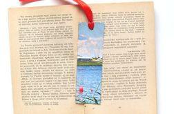 Zakładka do ksiązki jezioro 1