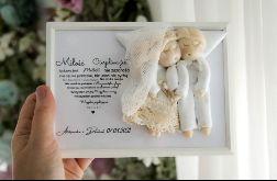 Mini Aniołki na ślub wyjątkowy upominek