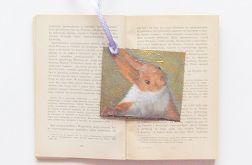 Zakładka do książki z wiewiórką - nr6