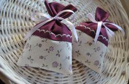 Woreczek z pachnącą lawendą Romantyczny, fioletowy