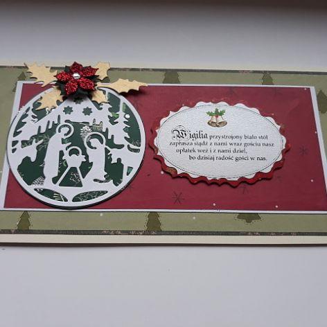 Kartka Boże Narodzenie 19
