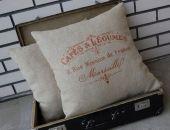 Poszewki vintage - Cafes