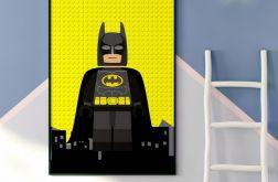 Lego Super Heroes, plakat A3,