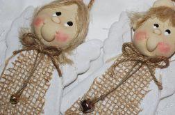 Anioły Świąteczne - Maja i Mieciu ....